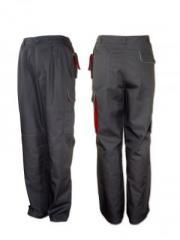 Мъжки работен летен панталон