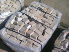 Sawn limestone