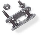 Метални връзки за гумено транспортни ленти