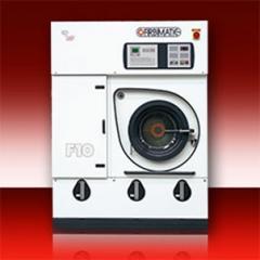 Machine dry cleaning