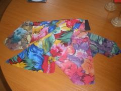 Българска естесвена коприна