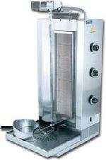 Industrial shaurma-grills