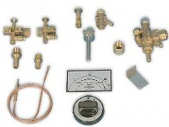 Spare parts to gas automatics