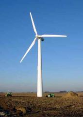 Wind-driven electrical generators