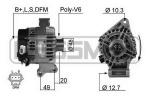 Алтернатор генератор FORD C-MAX