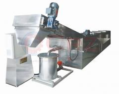 Equipment for the production of chips