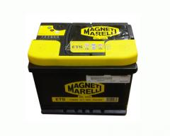 Акумулатор Magneti Marelli 62Ah 540 R+