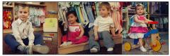 Детски дрехи, колекция Данте