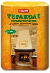 Зидарска смес за камини Теракол tº