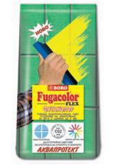 Цветни фугиращи смеси Фугаколор FLEX