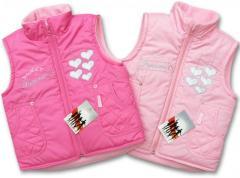 Girls door garment
