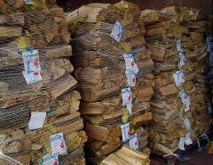 Дърва, дървен материал от дъб