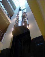Панорамен асансьор, пътнически асансьори