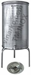 Неръждаем винарски съд 1400 литра