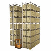 Shelvings for pallets