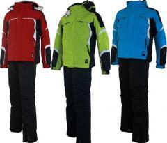 Дамски ски-екип 5509L