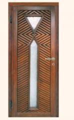 Veneered doors