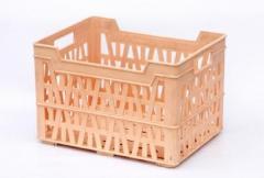 Пластмасови каси за транспорт на плодове и
