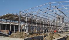 Изработка на метални конструкции