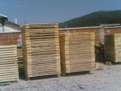 Палети дървени