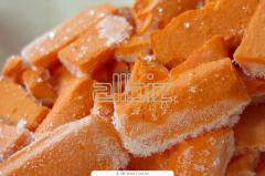 Замразени моркови