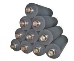Rubber shafts