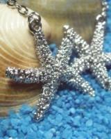 """Огърлица от сребро """"Морска"""