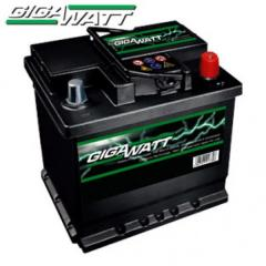 Акумулатори Gigawatt