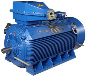 Електродвигател средно напрежение 6kV