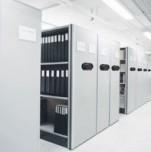 Архивна система Compactus Power3 – хай-тек в
