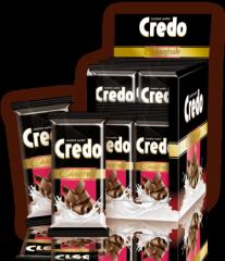 Тунквана вафла Credo какао