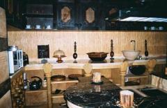 Мраморни облицовки в частни домове