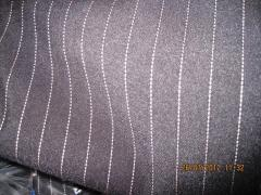 Knitted fabrics for dresses
