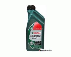 Модерно синтетично масло  CASTROL MAGNATEC DIESEL