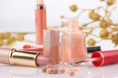 Търговия с козметика българска и вносна