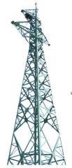 Telegraph pillars