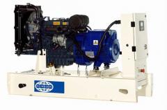 Дизел генератор FG WILSON - 5.5 – 22 kVA