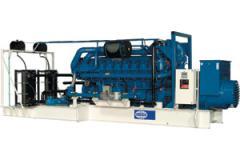 Дизел генератор FG WILSON - 240 to 1, 250 kVA Gas