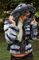 Палто от чинчила