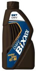 Моторно масло за 2-тактови двигател  OMV BIXXOL motor bike 2T-M