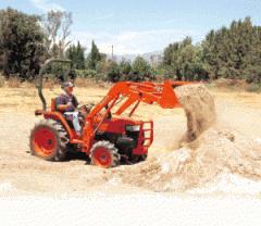 Трактор KUBOTA L 3200