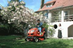 Трактор KUBOTA GR 1600