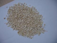 Rough grinding wheat flour