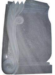 Надгробен паметник от мрамор