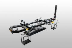 Bench testing units for boiler equipment