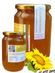 Слънчогледов мед