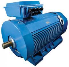 Асинхронни електродвигатели