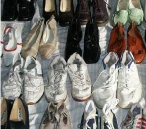 Обувки втора ръка