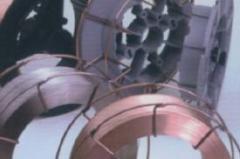 Материали за заваряване на нисколегирани стомани