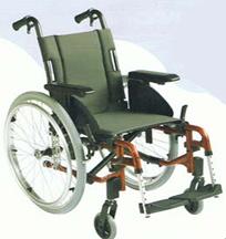 Инвалидна количка Модел 19
